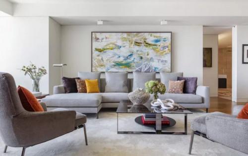 Апартамент в Сан Франциско: свежест и модерен дух
