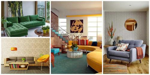Ретро елементи - внасят цвят и красота в дома
