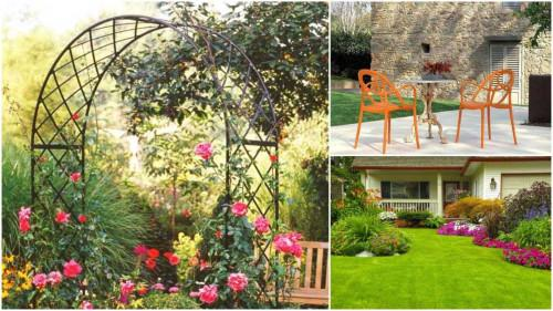 5 стъпки до красивата и уютна градина