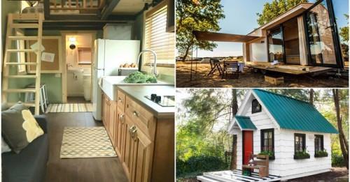 5 вдъхновяващи примера за икономични и миниатюрни къщи