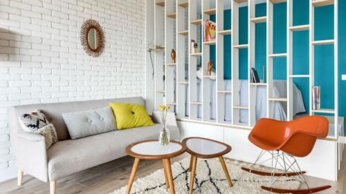 Как 25 кв. м. могат да бъдат чаровен и функционален апартамент