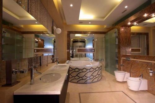 Какво трябва да знаете при избора на окачен таван за баня