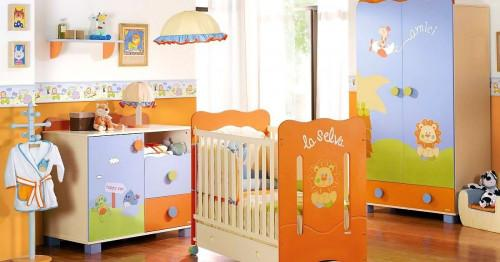 7 оранжеви детски стаи, които отварят път към радостта