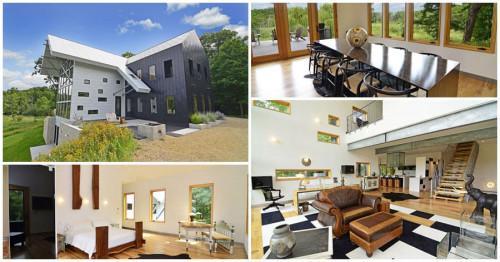 Страхотно жилище, отдадено на удивителния африкански стил в интериора