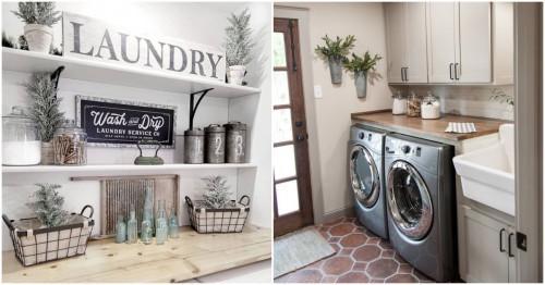 Обособете перално помещение в малкото жилище