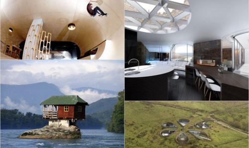 Вижте 7 необичайни архитектурни творения по света!