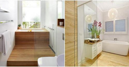 Изпълнете банята си с успокояващо обаяние с 6 идеи за интериор в СПА стил