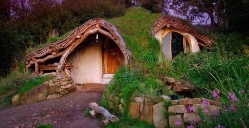 Къща в унисон с природата