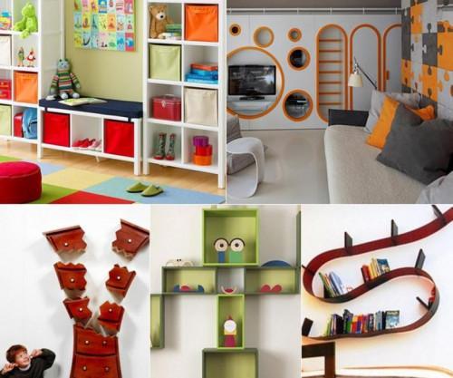 Уникални детски секции за фантастичен интериор