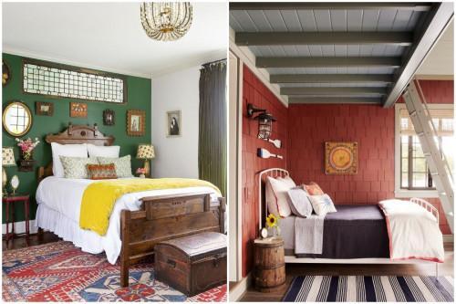 Как създадем вдъхновяващи стени в спалнята?