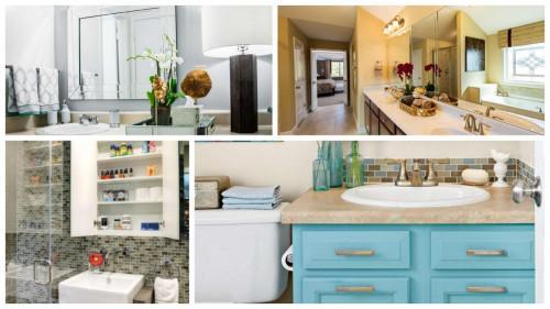 4 лесни начина да освежите своята баня