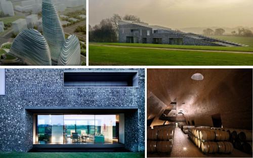 Уникалните сгради, които впечатлиха света през 2015 г.