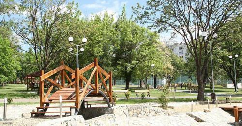 Броени дни до откриването на нов модерен парк в Стара Загора