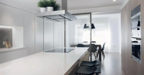 Ако сте почитатели на минимализма, това е вашият апартамент мечта!