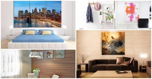 Внесете свежест в интериора на дома с тези ефектни декоративни панели