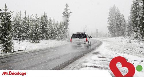Помощно оборудване за автомобила през зимата
