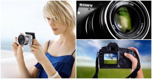 Първи стъпки: На какво да обърнем внимание при избора на фотоапарат?