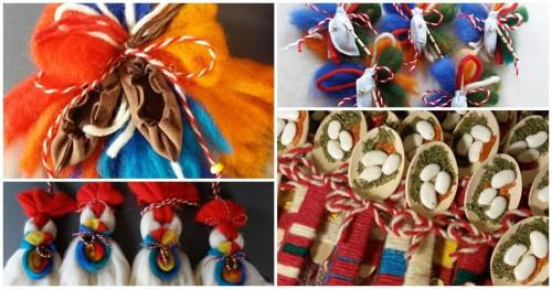 Прекрасни мартенички на Анжела Недялкова, съхранили традицията на празника