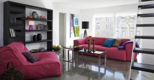 Как да разположите мебелите в хола