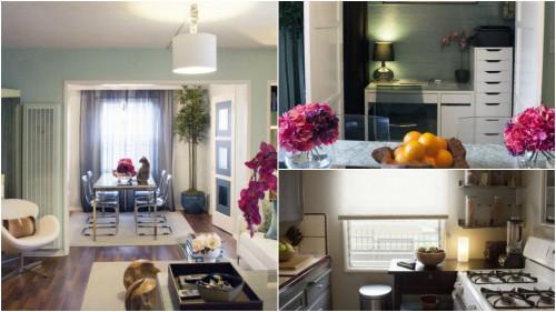 """50 кв. жилище в холивудски стил ще ви очарова със своята """"красота в хаоса"""""""
