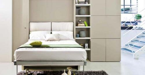 Интересни варианти на мултифункционални легла
