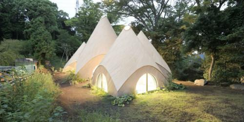 Японска горска къщичка, в която всеки е добре дошъл