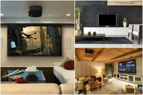 Телевизор или проектор - какво да изберем за невероятно кино изживяване у дома?