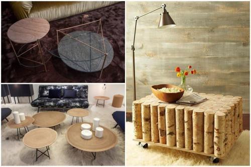 Внесете комфорт и уют с дървената масичка за кафе в дневната