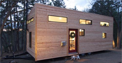 Малък дом с големи възможности на колела