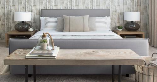 Функционални мебели за малка спалня