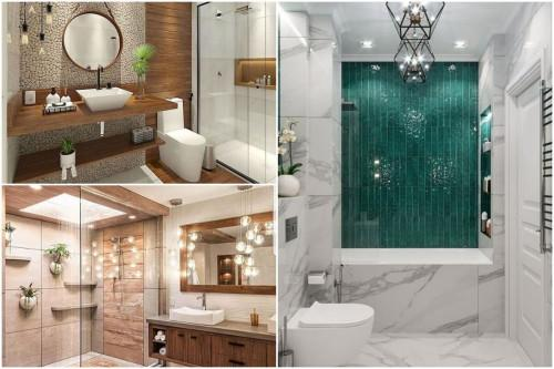 5 идеи за уникални бани в нетрадиционни стилове