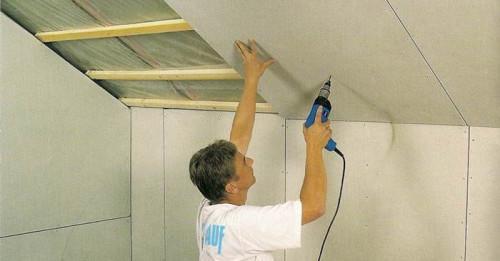Защо е важно да облицовате стените и таваните на вашата мансарда?