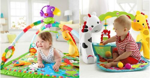 Позитивните двигателни навици започват от детската стая