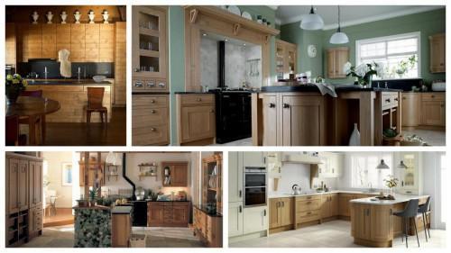 4 стилни дървени кухни