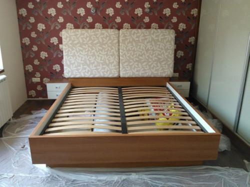 Частичен ремонт на две стаи в София