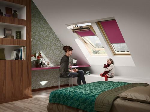 С какво трябва да внимавате при избора и монтажа на покривни прозорци?