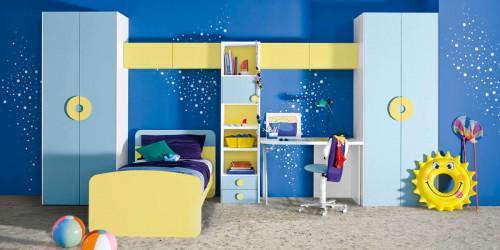 Цветна, красива и оригинална детска стая