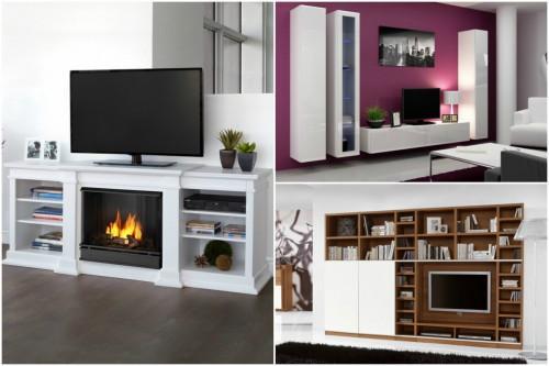 Как да изберем подходящ модул за телевизора в хола?