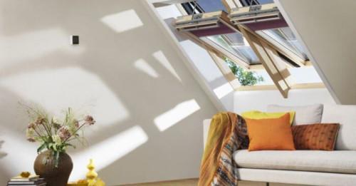 Как да направим разумно и ефективно планиране на покривни прозорци