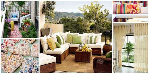 Как да внесете лятото в дома си - 5 лесни идеи