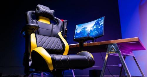 Видове игрални столове и кой е най-подходящият за вас