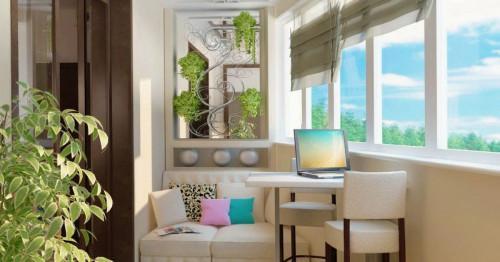 5 начина да превърнете балкона в специално помещение у дома