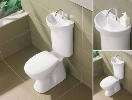 Еко тоалетна пести вода