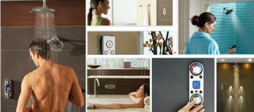 Смесители за баня от ново поколение - за да бъде къпането истинско удоволствие