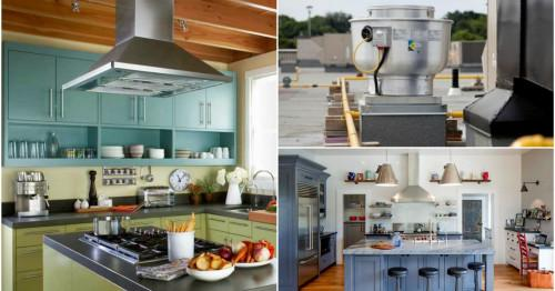 Кои са ефективните решения за вентилация на кухня?