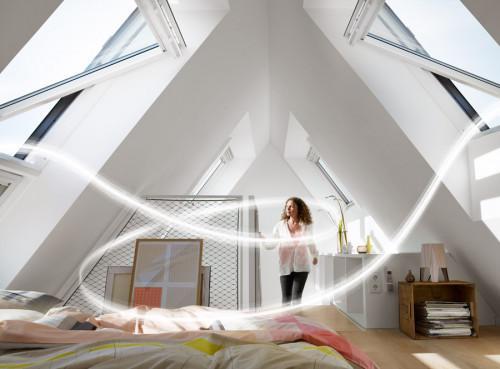 Управлявайте интерактивно свежия въздух у дома