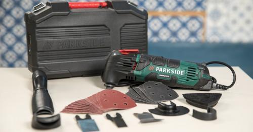 """Мултифункционален инструмент """"Parkside"""" - какво показват тестовете на доверения майстор?"""