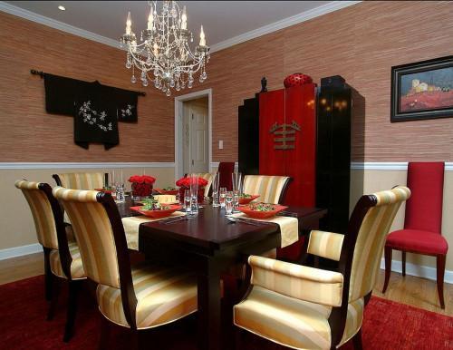 Кухня в азиатски стил – за любителите на екзотиката в интериора