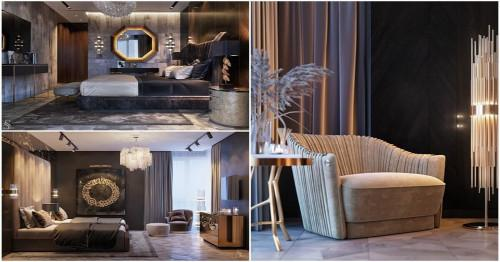 Луксозна спалня – стил, изисканост и съвършенство