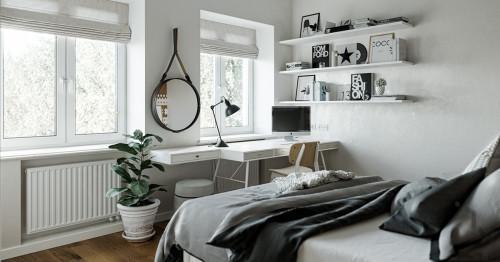 Скромното очарование на скандинавския стил